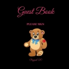 Guest Book - Teddy the bear -For any occasion Cover Image