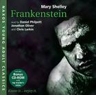 Frankenstein [With CDROM] (Naxos Young Adult Classics) Cover Image