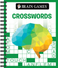 Brain Games - Crosswords (Poly Brain Cover) Cover Image