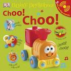 Noisy Peekaboo! Choo! Choo! [With 5 Lift-The-Flap Sounds] Cover Image