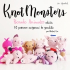 Knotmonsters: Animales Rosados Edición: 10 patrones de amigurumi de ganchillo (SPANISH/ESPAÑOL) Cover Image