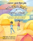 Justin and Benja's Adventures in Dignity Village: A Child's View of Migrant Protection Protocols Cover Image