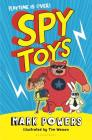 Spy Toys Cover Image
