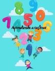 Aprendiendo a rastrear: Libro de actividades para niños Un libro de trabajo para niños principiantes con el número de rastreo del 1 al 50 para Cover Image