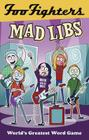 Foo Fighters Mad Libs Cover Image