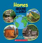Homes Around the World (Around the World) Cover Image