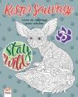 Rester sauvage 3: Livre de Coloriage pour Adultes (Mandalas) - Volume 3 - Anti-stress Cover Image