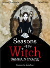 Seasons of the Witch: Samhain Oracle: Harness the Intuitive Power of the Year's Most Magical Night (Rockpool Oracle Card Series) Cover Image