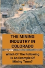 The Mining Industry In Colorado: Which Of The Following Is An Example Of Mining Town?: Mining Industry Companies Cover Image