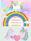 Libro de actividades de unicornio para principiantes: principiante a trazar líneas, formas, matemáticas tempranas, cómo dibujar, colorear, laberintos, Cover Image