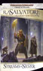 Streams Of Silver (The Legend of Drizzt #5) Cover Image