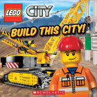 Build This City! (LEGO City) Cover Image