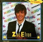 Zac Efron (Kid Stars! (Library)) Cover Image