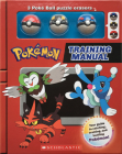 Training Manual (Pokémon Training Box with Poké Ball erasers) Cover Image
