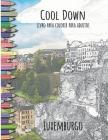 Cool Down - Livro para colorir para adultos: Luxemburgo Cover Image