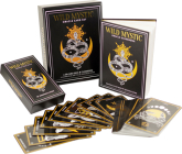 Wild Mystic Oracle Card Deck: A 50-Card Deck and Guidebook Cover Image