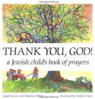 Thank You, God! A Jewish Child's Book of Prayers Cover Image
