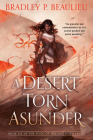 A Desert Torn Asunder (Song of Shattered Sands) Cover Image