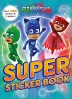 PJ Masks: Super Sticker Book Cover Image