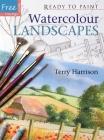 Watercolour Landscapes: Ready to Paint Watercolour Landscapes Cover Image