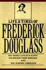 Life and Times of Frederick Douglass Cover Image