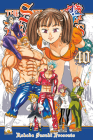 The Seven Deadly Sins 40 (Seven Deadly Sins, The #40) Cover Image