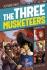 The Three Musketeers (Graphic Revolve: Common Core Editions) Cover Image