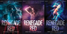 Renegade Red: Book Two of the Light Trilogy Cover Image