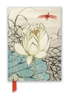 Ashmolean: Ren Xiong: Lotus Flower and Dragonfly (Foiled Journal) (Flame Tree Notebooks) Cover Image