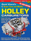 Vizard's Super Tune/Modify Holley Carbs (Performance How-To) Cover Image