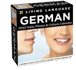 Living Language: German 2022 Day-to-Day Calendar Cover Image