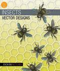 Insects Vector Designs (Dover Pictura) Cover Image
