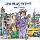 Just Me and My Mom (Golden Look-Look Books) Cover Image