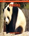 Pandas: Imágenes increíbles y datos divertidos para niños Cover Image