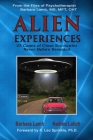 Alien Experiences: 25 Cases of Close Encounter Never Before Revealed Cover Image