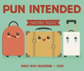 Pun Intended 2020 Box Calendar Cover Image