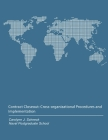 Contract Closeout: Cross-organizational Procedures and Implementation Cover Image