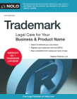 Trademark: Legal Care for Your Business & Product Name Cover Image