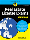 Real Estate License Exams for Dummies with Online Practice Tests (For Dummies (Lifestyle)) Cover Image