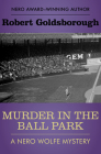 Murder in the Ball Park Cover Image