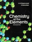 Chemistry of the Elements Cover Image