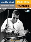 Buddy Rich's Modern Interpretation of Snare Drum Rudiments: Book/2-DVDs Pack [With DVD] Cover Image