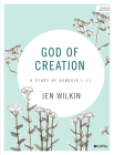 God of Creation - Bible Study Book (Revised) Cover Image