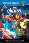 Avengers: Kree-Skrull War: Kree-Skrull War (World of Reading Level 3) Cover Image