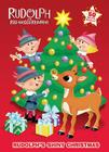 Rudolph's Shiny Christmas (Rudolph the Red-Nosed Reindeer) Cover Image
