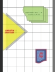 Graph Paper Notebook 8.5 x 11 IN, 21.59 x 27.94 cm: 1&1/4 inch thin = 1.25