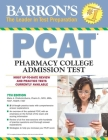 PCAT: Pharmacy College Admission Test (Barron's Test Prep) Cover Image