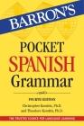 Pocket Spanish Grammar (Barron's Grammar) Cover Image