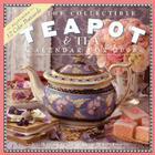 The Collectible Teapot & Tea Calendar 2008 Cover Image