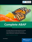 Complete ABAP Cover Image